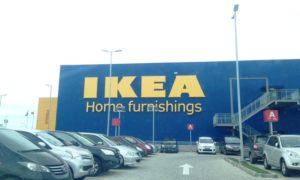 Mencoba Suasana Baru di IKEA Alam Sutera
