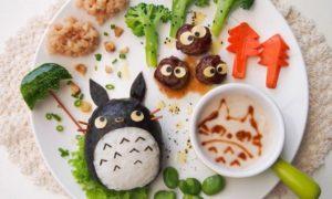 Karya Unik Seniman Makanan Samantha Lee