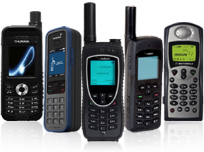 satellite-phones