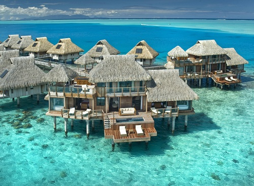 Bora-Bora resort
