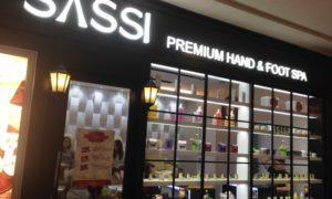 Menikmati Hand Spa dan Foot Spa di Sassi – STC Senayan