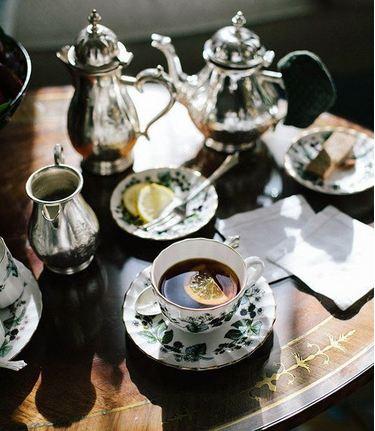 britain tea
