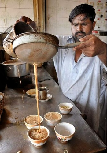pakistan tea