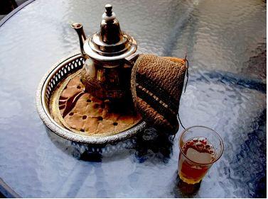 qatar tea