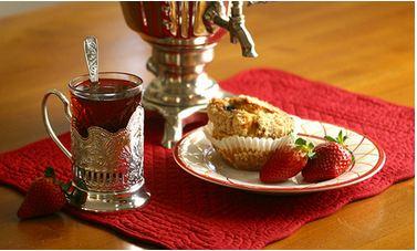rusia tea
