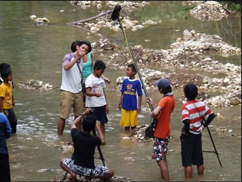 sungai maron shooting