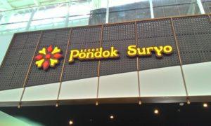Mencoba Rasa Tradisional Di Mall Aeon