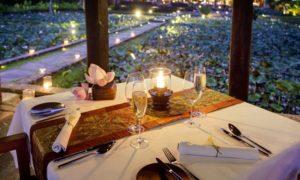Delapan Restoran Romantis Di Bali