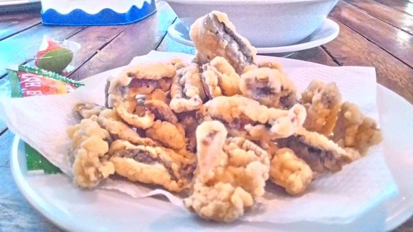 jamur goreng tepung