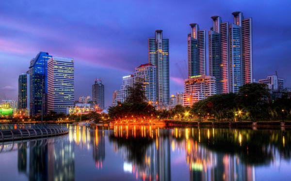 Bangkok #1
