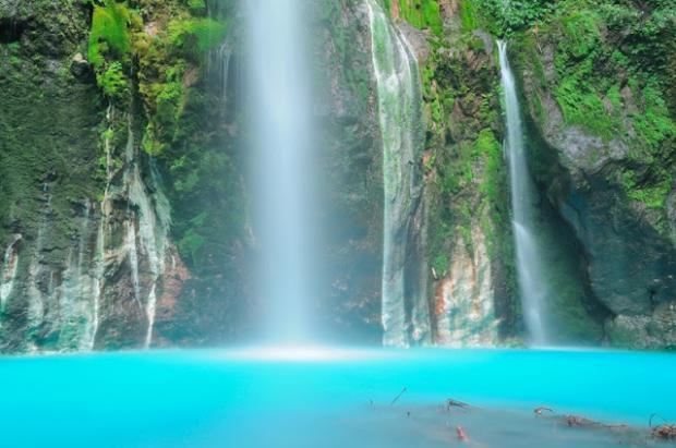 Dwi Warna Sibolangit Sumatera Utara