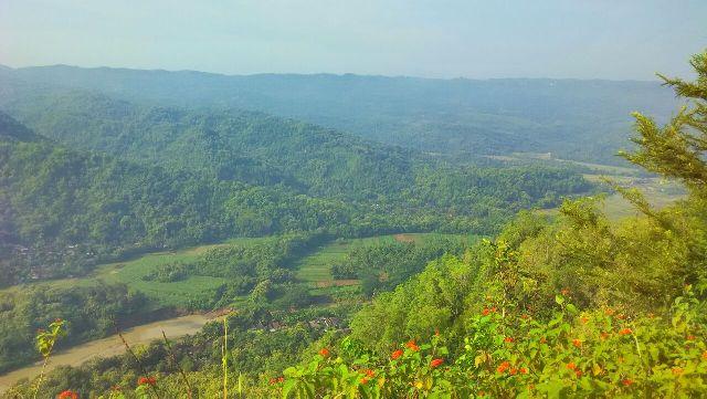 bukit hijau imogiri