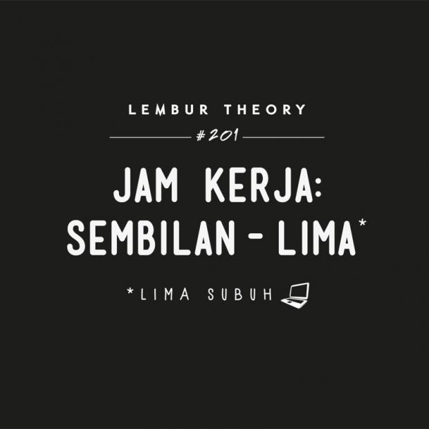 lembur-theory