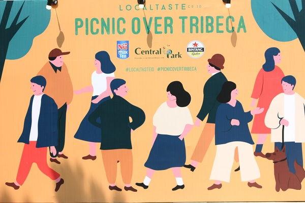 picnic over tribeca banner