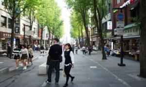 Wisata Korea Selatan : Insadong Area