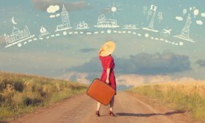 Hasil Survey: Traveling Membuat Seseorang Lebih Bahagia