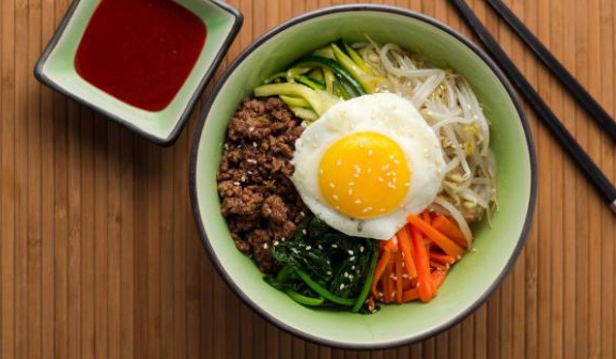 30 Makanan Khas Korea Selatan