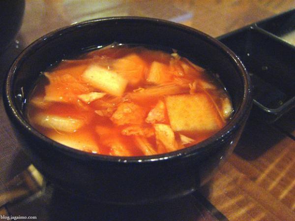 Mul-Kimchi