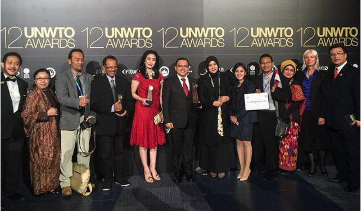 Banyuwangi, Pemenang UNWTO Awards
