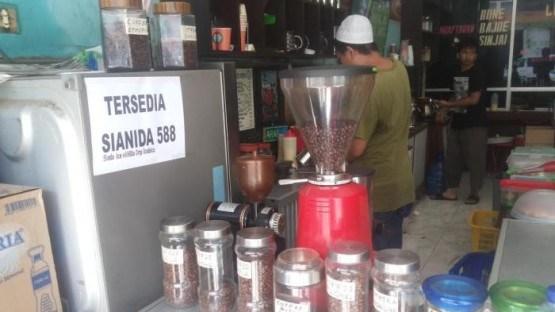 kopi sianida